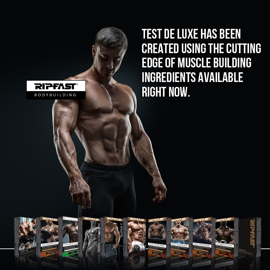 Bodybuilding – Ripfast Bodybuilding